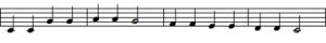 melody 1